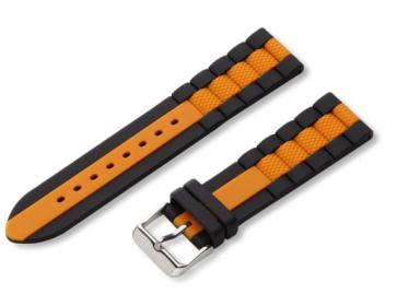 HR Diver Silicone Orange 3